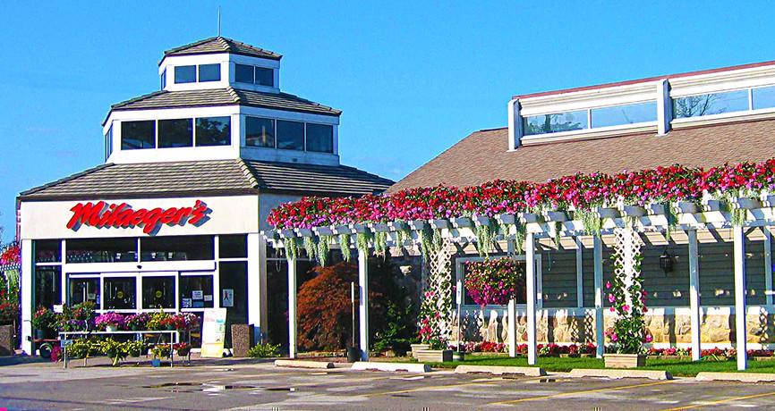 racine store front