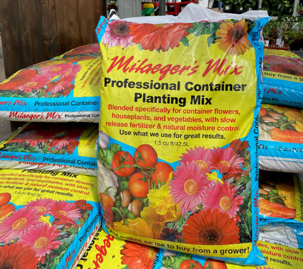 Milaeger's Mix Potting Soil