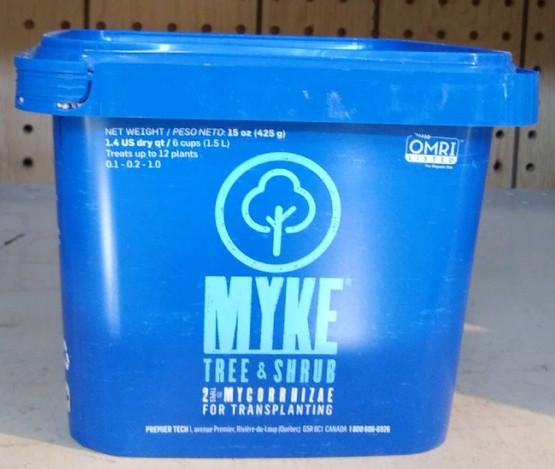 myke large