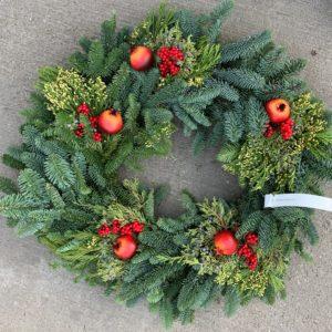 Christmas - Fresh Greens and Trees